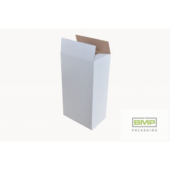 Kartondoboz fehér 290 x 190 x 520 mm - 3 rétegű papírdoboz