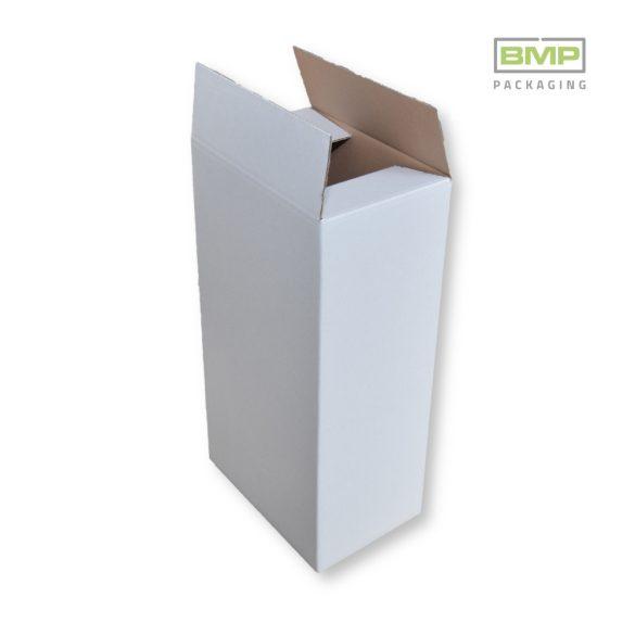 Kartondoboz fehér 320 x 215 x 520 mm - 3 rétegű papírdoboz