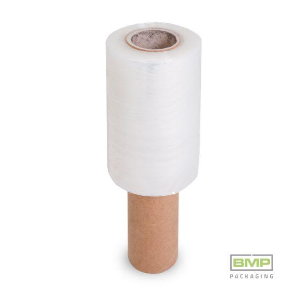 Kézi nyújtható fólia (sztreccsfólia) 100mm / 20 mic 120 m Nyeles