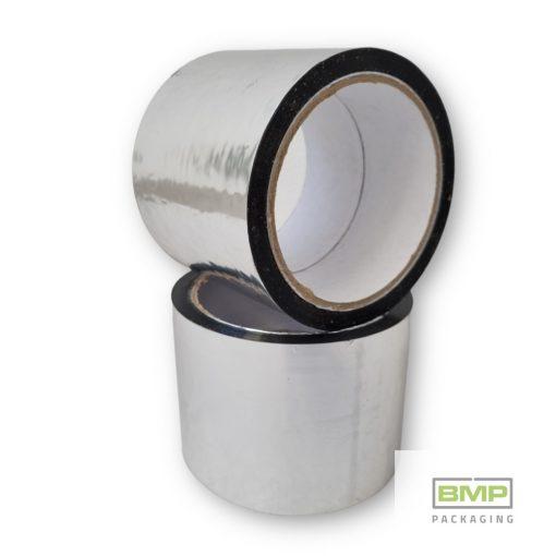 Hőtükrös (alumínium) ragasztószalag 75mm x 50 fm