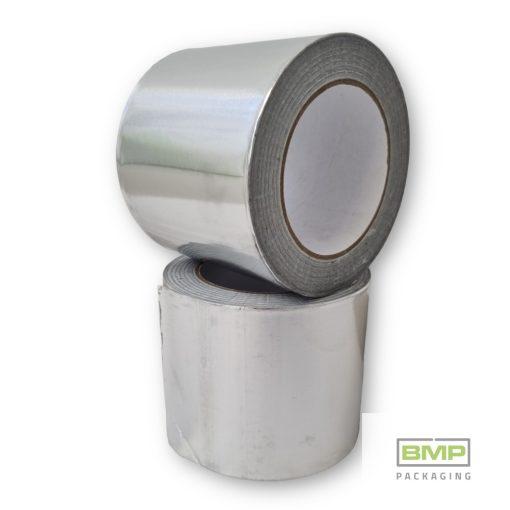 Hőtükrös (alumínium) ragasztószalag 100mm x 50 fm