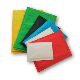 Fehér légpárnás boríték