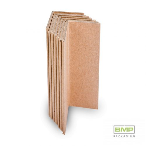 Karton élvédő 650 x 50 x 50 x 5 mm
