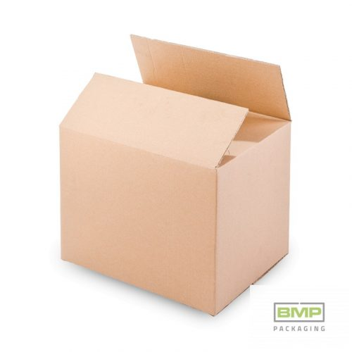 Kartondoboz 337x321x345 mm - 3 rétegű papírdoboz