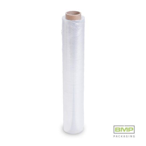 Kézi nyújtható fólia (sztreccsfólia) 500 mm / 23 mic / 120m